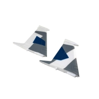 Vertical Fin Set: F-15 Eagle 64mm EDF EFL9779