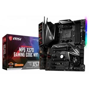 MB MSI X570 GAMING EDGE WIFI S1151 4D4 6S3 U3.2 GBLAN ATX HDMI
