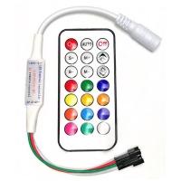 Controller per strip LED e Telecomando 21 pulsanti