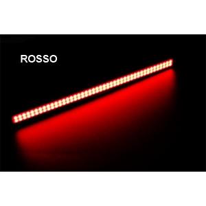Barra LED COB Rossi 12V 15W - lunghezza 20 cm