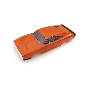 DodgeChaegr1970 HemiOrange DecorationBod - FAB703OR