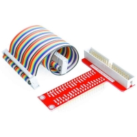 Raspberry Pi GPIO Expansion Board e Flatcable