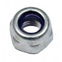 (50 pcs) Nut M6 nylon lock