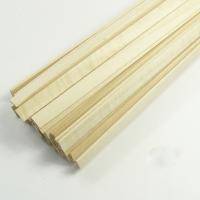 Listello tiglio rettangolare 1,5x10x1000 mm