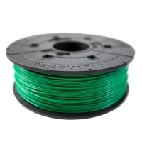 XYZ Printing - ABS Bottle Green Filament 1.75 mm / 0.6 kg Refill