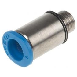 Raccordo filettato maschio M7 per tubo da 4 mm