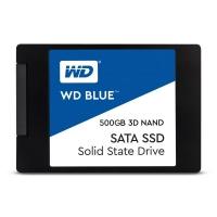 SSD 2,5 500GB SATA3 BLUE WD NO KIT INSTAL. NEW