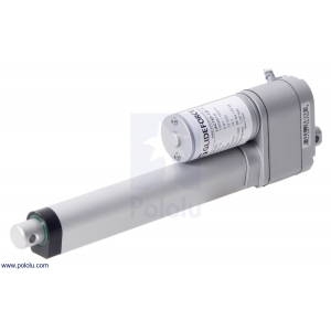 Glideforce LACT6P-12V-05 Light-Duty Linear Actuator with Feedbac
