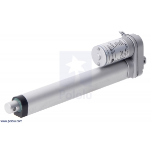 Glideforce LACT8-12V-05 Light-Duty Linear Actuator: 25kgf, 8 (in