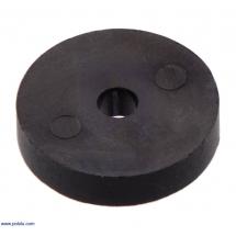 Magnetic Encoder Disc for 20D mm Metal Gearmotors, OD 9.7 mm, ID