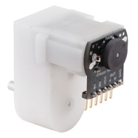 Gearmotor and Encoder Assembly for Romi/TI-RSLK MAX