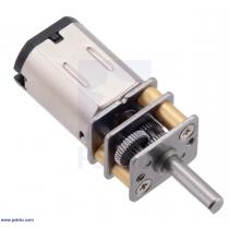 380:1 Micro Metal Gearmotor HPCB 12V