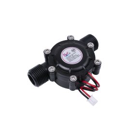 Micro Water Turbine - Hydroelectric Generator (DC-5V) with G1/2