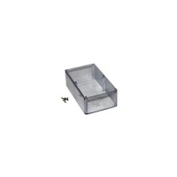 Polycarbonate Case - 7.5 x 4.3 x 2.2 (inches) Clear