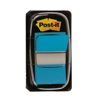 3M POST-IT INDEX SET SEGNAPAGINA 25.4MMx43.2MM COLORE AZZURRO CO
