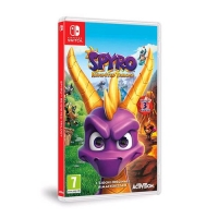 ACTIVISION SWITCH SPYRO TRILOGY REIGNITED