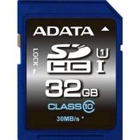 ADATA ASDH32GUICL10 PREMIER 32GB SDHC UHS-I CLASSE 10
