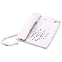 ALCATEL TEMPORIS 180 TELEFONO DA TAVOLO BIANCO