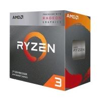 AMD RYZEN 3 3200G 3.6GHz PROCESSORE SOCKET AM4 CACHE L2 2MB L3 4