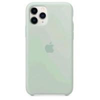APPLE iPHONE 11 PRO COVER IN SILICONE COLORE BERILLO