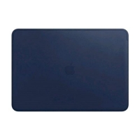 APPLE LEATHER SLEEVE MACBOOK PRO 15 MIDNIGHT BLUE