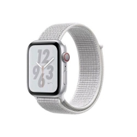 APPLE WATCH NIKE+ SERIE 4 GPS + CELLULAR CASSA 44mm ALLUMINIO AR