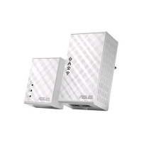 ASUS PL-N12 POWELINE ADAPTER KIT WI-FI 300 Mbps