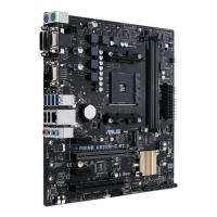 ASUS PRIME A320M-C R2.0 SCHEDA MADRE PRESA AM4 MICRO ATX AMD A32