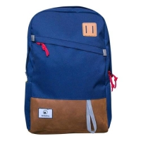 "ATLANTIS LAND HAVANA ZAINO IN NYLON PER NOTEBOOK DA 15.6"" BLU/MA"