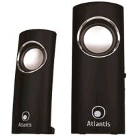 ATLANTIS LAND SPEAKER SOUNDPOWER 340 ALIMENTAZIONE USB STEREO AM