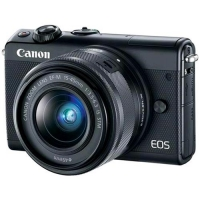 CANON EOS M100 BLACK + EF-M 15-45 MM