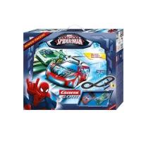 CARRERA GO!!! MARVEL ULTIMATE SPIDERMAN RACES PISTA 3.6MT (20062