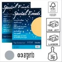 CARTOTECNICA FAVINI SPECIAL EVENTS 10 FOGLI 290 GR A4 COLORE ARG