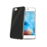CELLY I-PHONE 7 COVER IN GEL COLORE NERO