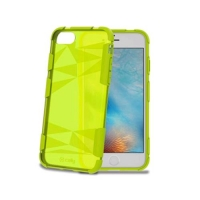 CELLY iPHONE 7 COVER IN POLICARBONATO COLORE LIME GREEN