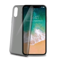 CELLY iPHONE X COVER IN TPU COLORE NERO