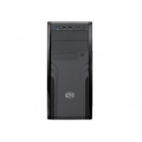 COOLER MASTER FORCE 500 CASE MIDI-TOWER 8 SLOT HDD 2 SLOT UNITA