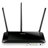 D-LINK DWR-953 ROUTER WIRELESS AC750 4G LTE 4 PORTE FAST ETHERNE