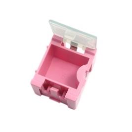Small Size Components Storage Box - 5 PCs per lot - red