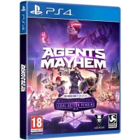 DEEP SILVER PS4 AGENTS OF MAYHEM