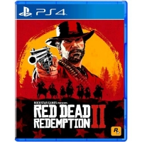 DEEP SILVER PS4 RED DEAD REDEMPTION 2