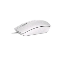 DELL OPTICAL MOUSE WHITE