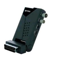 DIGIQUEST RICD1183 EASY SCART HD DECODER DIGITALE TERRESTRE T2 F