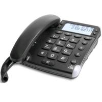 DORO MAGNA 4000 TELEFONO DA TAVOLO TASTI GRANDI COLORE NERO