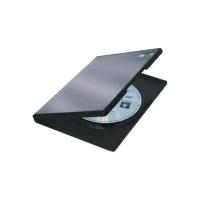 FELLOWES CUSTODIA PORTA CD/DVD IN PLASTICA CM 14X19 COLORE NERO