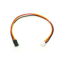 Electronic brick - buckled 3 pin to Grove 4 pin converter cable