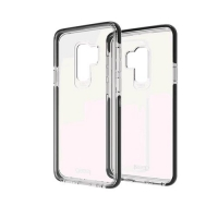 GEAR4 D30 SAMSUNG S9+ COVER PICCADILLY TRASPARENTE BLACK