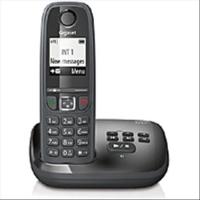 GIGASET AS 405 A CORDLESS VIVAVOCE-SVEGLIA-SEGRETERIA TELEFONICA