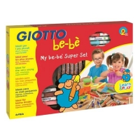 GIOTTO BE-BE  SUPER SET 23 PEZZI