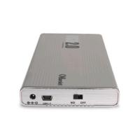 """HAMLET HXD2CCUU BOX VUOTO PER HDD SATA-IDE FORMATO 3.5"""" INTERFAC"""